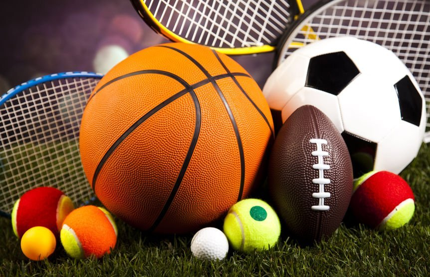 Promotional Sports Items Used for Advertising Products and Services